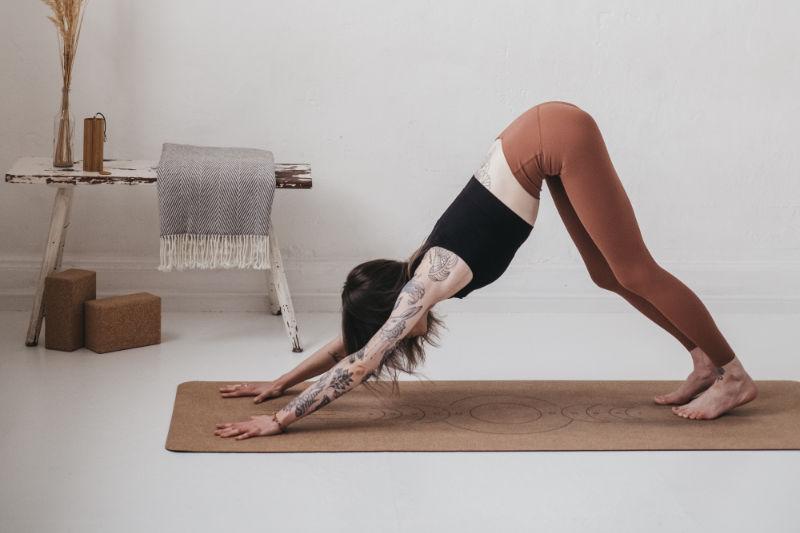 tiefgeist yoga leipzig - business yoga banner