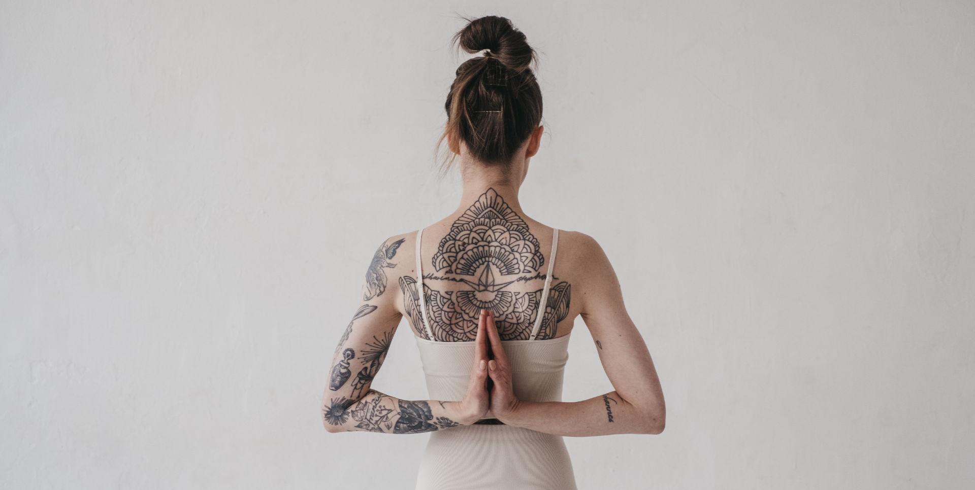 tiefgeist yoga banner